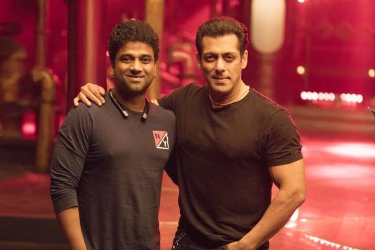 DSP And Salman Khan