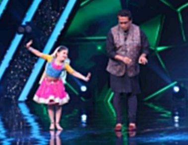 Eesha Misha of Super Dancer – Chapter 4