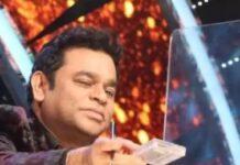 Indian Idol Set AR Rahman