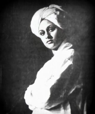 Jaya Bachchan as Swami vivekand