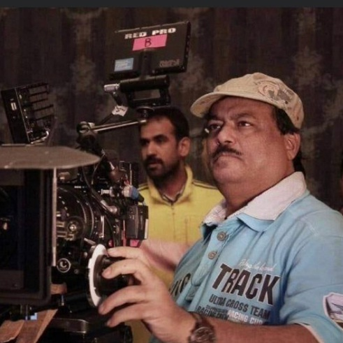 Cinematographer Johny Lal