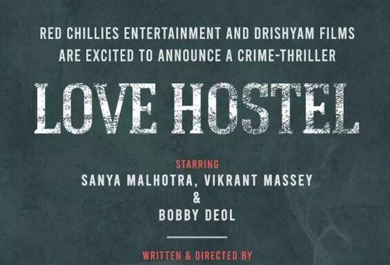 Love Hostel movie in Bhopal