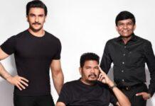 Ranveer Singh and Shankar