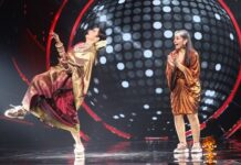 Rekha on Indian Idol