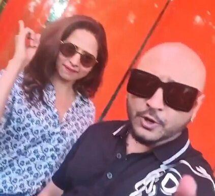 Sargun Mehta show B Praak New