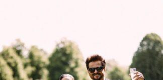 Anil Kapoor With Sunita