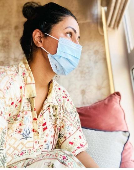 Hina Khan Actress