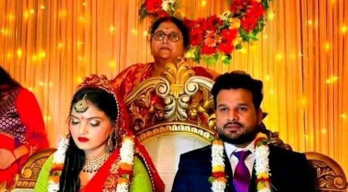 Ritesh pandey got engaged
