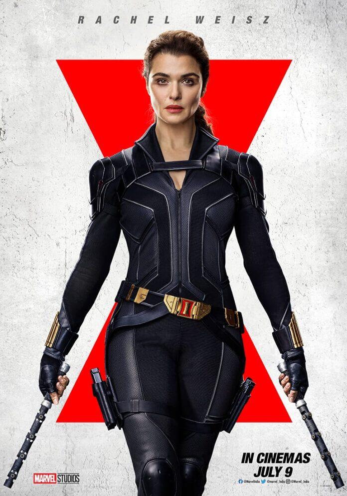 Black Widow Characters
