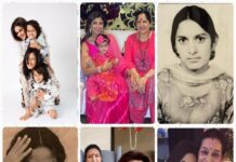 Mother's Day Bollywood