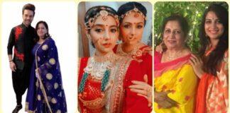 Zee TV artists wishing Mothers Day