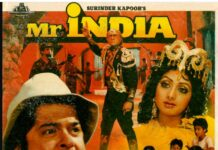 Mr India Movie