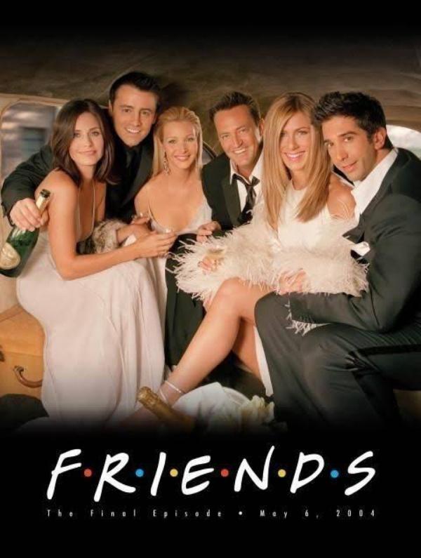 Friends : The Reunion