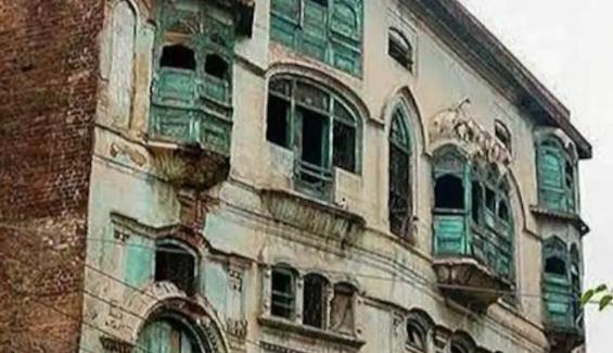 Dilip Kumar ancestral buildings.