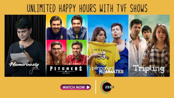 TVF and Zee 5
