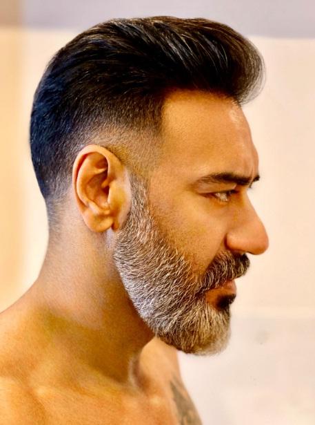 Ajay Devgan New Look