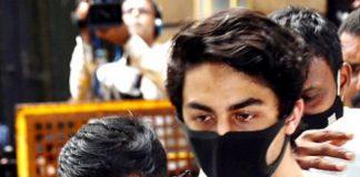 Shahrukh Khan Son aryan